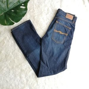 Nudie organic cotton jeans